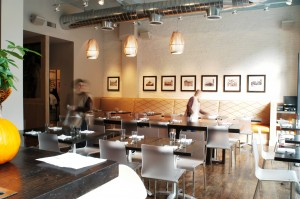 Upper West Side restaurant Community Food and Drink reopens. Photo: Community Food and Juice.