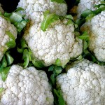 Cauliflower. Photo by Muffet via flickr.