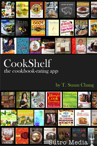 Cookshelf title page